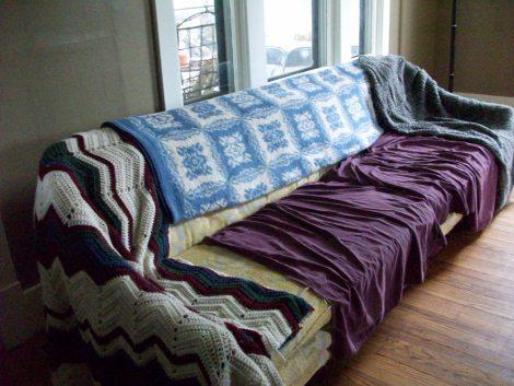 blanketcouch